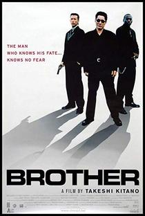 Brother - A Máfia Japonesa Yakuza em Los Angeles - Poster / Capa / Cartaz - Oficial 4