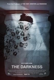 A Escuridão - Poster / Capa / Cartaz - Oficial 1