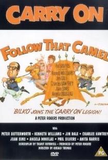 Carry On... Follow That Camel  - Poster / Capa / Cartaz - Oficial 1