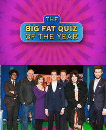 The Big Fat Quiz of the Year 2013 - Poster / Capa / Cartaz - Oficial 1