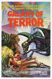 Galáxia do Terror - Poster / Capa / Cartaz - Oficial 2