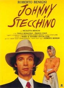 Johnny Stecchino - Poster / Capa / Cartaz - Oficial 1