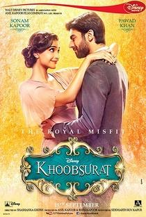 Khoobsurat - Poster / Capa / Cartaz - Oficial 3
