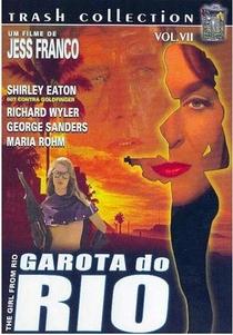 Garota do Rio - Poster / Capa / Cartaz - Oficial 1