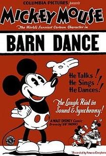 The Barn Dance - Poster / Capa / Cartaz - Oficial 1