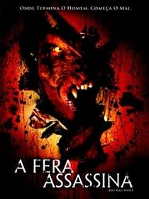 A Fera Assassina - Poster / Capa / Cartaz - Oficial 2
