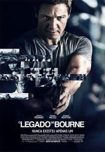 O Legado Bourne - Poster / Capa / Cartaz - Oficial 5