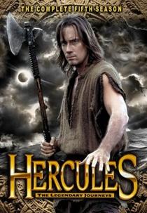 Hércules: A Lendária Jornada (5ª Temporada) - Poster / Capa / Cartaz - Oficial 1