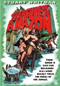 The Treasure of the Amazon - Poster / Capa / Cartaz - Oficial 3