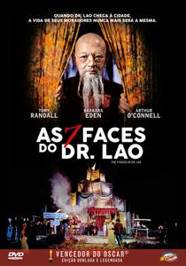 As 7 Faces do Dr. Lao - Poster / Capa / Cartaz - Oficial 9