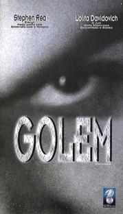 O Golem - Poster / Capa / Cartaz - Oficial 1