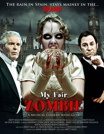 My Fair Zombie - Poster / Capa / Cartaz - Oficial 1