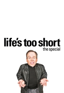 A Vida é Curta Demais Episódio Especial - Poster / Capa / Cartaz - Oficial 1