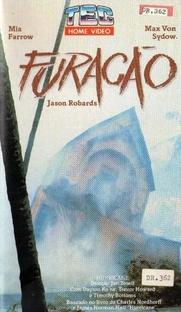 Furacão - Poster / Capa / Cartaz - Oficial 2