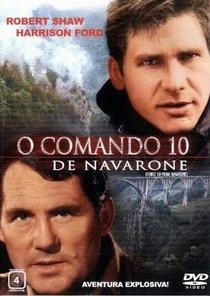 O Comando 10 de Navarone - Poster / Capa / Cartaz - Oficial 4