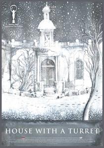 Uma Casa com Torre - Poster / Capa / Cartaz - Oficial 1