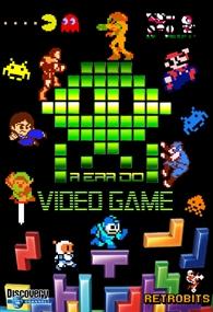 A Era do Videogame - Poster / Capa / Cartaz - Oficial 1