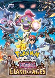 Pokémon O Filme: Hoopa e o Duelo Lendário - Poster / Capa / Cartaz - Oficial 1