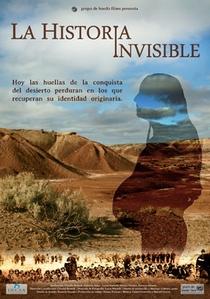 a historiá invisivel - Poster / Capa / Cartaz - Oficial 1