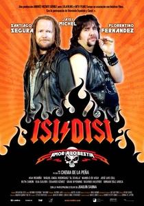 Isi/Disi - Amor a lo Bestia - Poster / Capa / Cartaz - Oficial 1