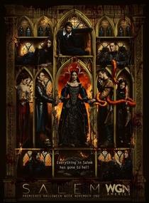 Salem (3ª Temporada) - Poster / Capa / Cartaz - Oficial 1