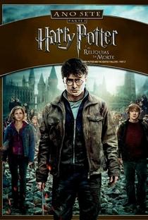 Harry Potter e as Relíquias da Morte - Parte 1 - Poster / Capa / Cartaz - Oficial 28