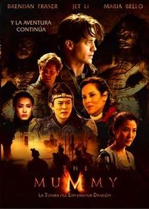 A Múmia: Tumba do Imperador Dragão - Poster / Capa / Cartaz - Oficial 11