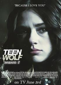 Teen Wolf (2ª Temporada) - Poster / Capa / Cartaz - Oficial 4