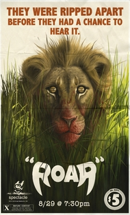 Roar - Poster / Capa / Cartaz - Oficial 11