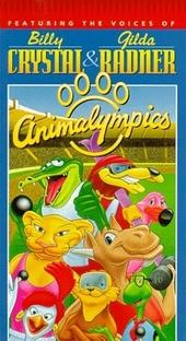 Animalympics - As Feras das Olimpíadas  - Poster / Capa / Cartaz - Oficial 1