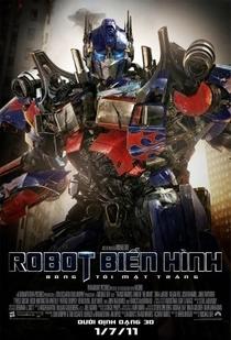 Transformers: O Lado Oculto da Lua - Poster / Capa / Cartaz - Oficial 10