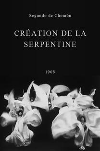 Création de la serpentine - Poster / Capa / Cartaz - Oficial 1