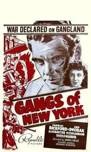 Bandos de New York - Poster / Capa / Cartaz - Oficial 1