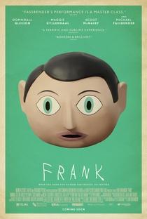 Frank - Poster / Capa / Cartaz - Oficial 1