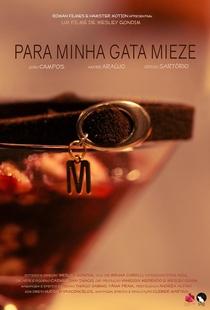 Para Minha Gata Mieze - Poster / Capa / Cartaz - Oficial 1