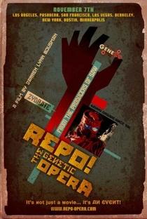 Repo! The Genetic Opera - Poster / Capa / Cartaz - Oficial 24
