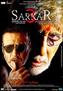 Sarkar 3 - Poster / Capa / Cartaz - Oficial 4
