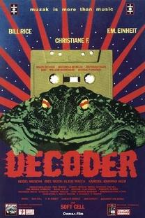 Decoder - Poster / Capa / Cartaz - Oficial 2