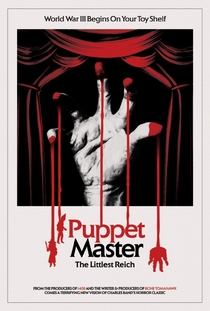 Puppet Master: The Littlest Reich - Poster / Capa / Cartaz - Oficial 2