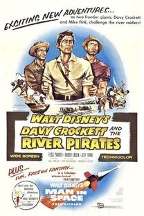 Davy Crockett e os Piratas do Rio - Poster / Capa / Cartaz - Oficial 2
