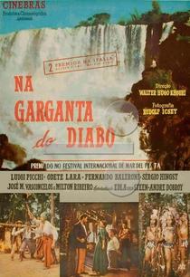 Na Garganta do Diabo - Poster / Capa / Cartaz - Oficial 1