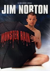 Jim Norton: Monster Rain - Poster / Capa / Cartaz - Oficial 1