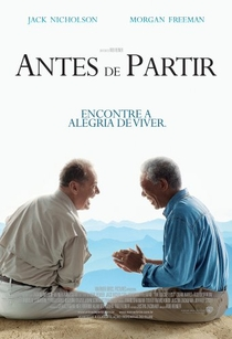 Antes de Partir - Poster / Capa / Cartaz - Oficial 2
