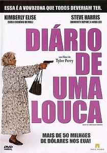 Diário de uma Louca - Poster / Capa / Cartaz - Oficial 3