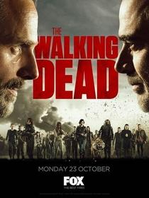 The Walking Dead (8ª Temporada) - Poster / Capa / Cartaz - Oficial 2