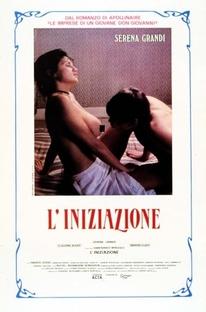 L'Iniziazione - Poster / Capa / Cartaz - Oficial 1