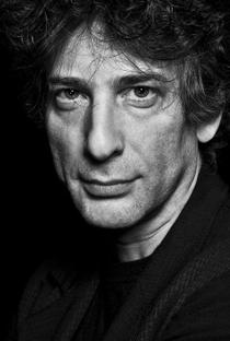Neil Gaiman - Poster / Capa / Cartaz - Oficial 1