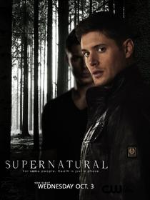 Sobrenatural (9ª Temporada) - Poster / Capa / Cartaz - Oficial 8