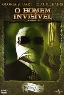 O Homem Invisível - Poster / Capa / Cartaz - Oficial 11
