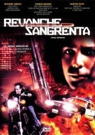 Revanche Sangrenta - Poster / Capa / Cartaz - Oficial 1
